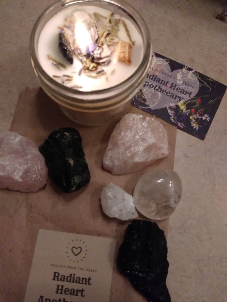 Altar Items Purchase | @RadiantHeartApothecary December 2018
